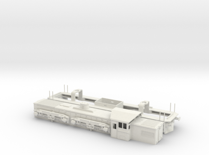 JBM-SLRD-001 Sri Lankan Railways M6 3d printed