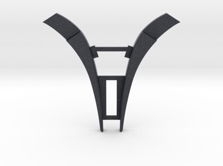 Radlaufeinsatz hinten l/r für ScaleART MAN TGS 3d printed
