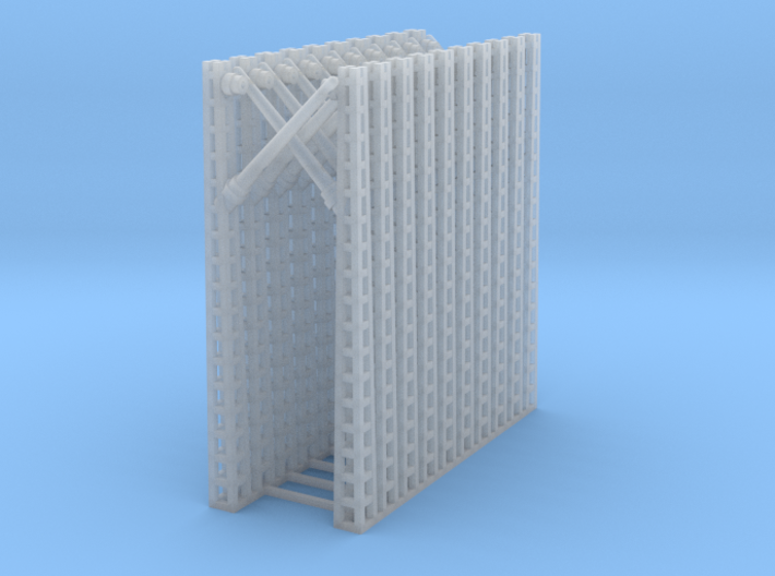 Catenary Tower - set of 20 - Zscale 3d printed
