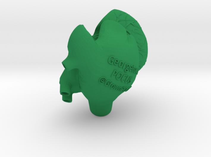 Parasternal long axis 1 3d printed
