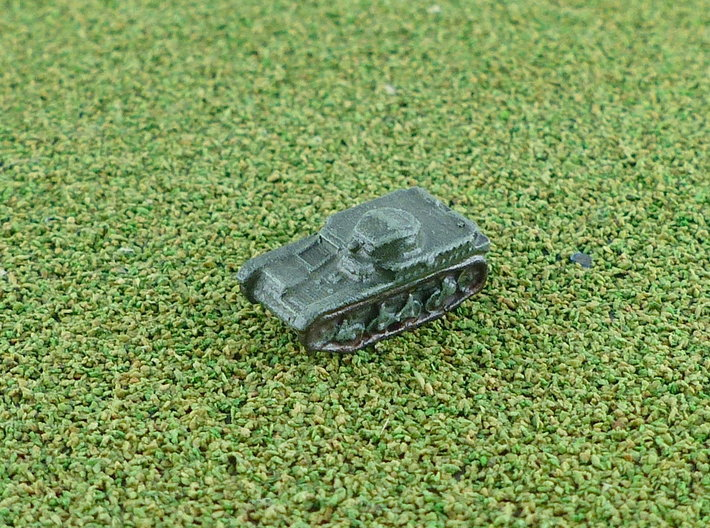 Renault AMR 35 ZT 1 Light Tank 1/285 3d printed