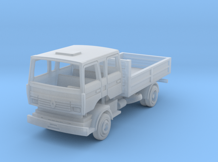Renault Midliner Crew cab - TT 1:120 3d printed