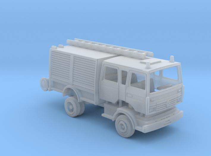 Renault Midliner firetruck - TT 1:120 3d printed
