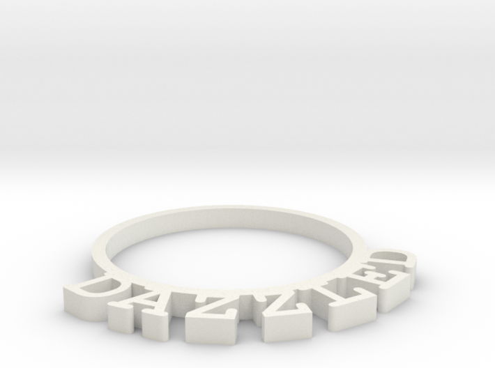 D&D Condition Ring, Dazzled 3d printed
