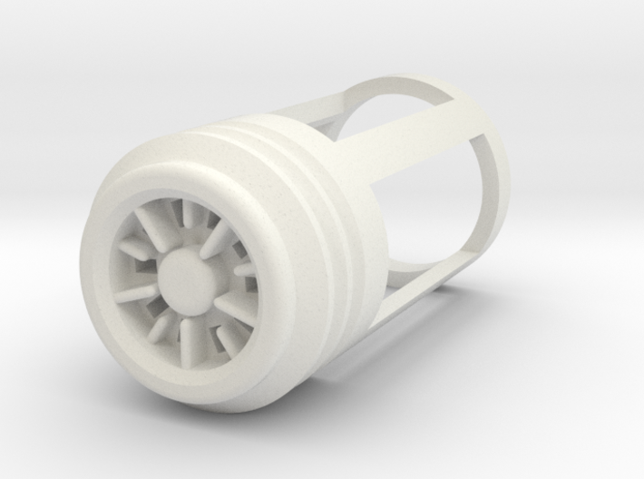 Blade Plug - Blackstar 3d printed