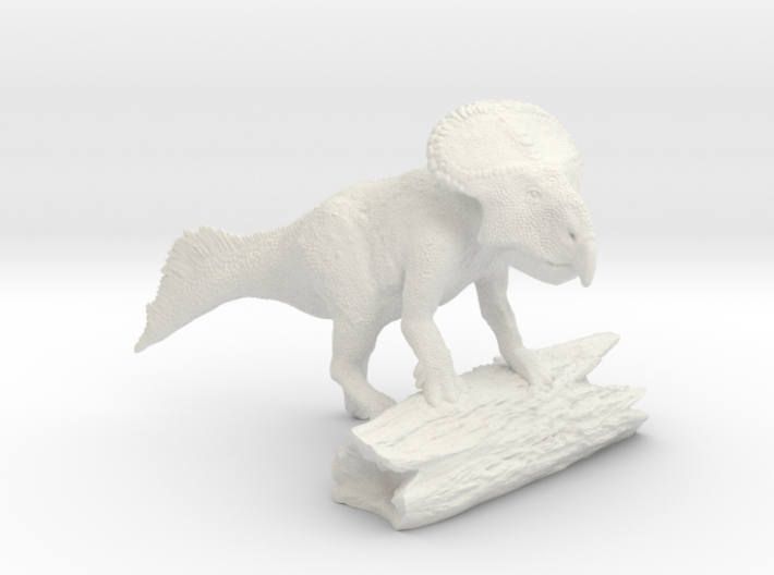 Sentry - 1:35 Female Protoceratops 3d printed