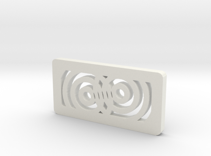 Titan Side Concentric - Closer to Laser 3d printed