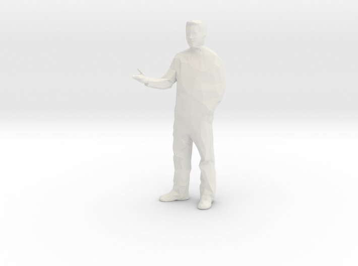 Architectural Man - 1:50 - Presenting  3d printed
