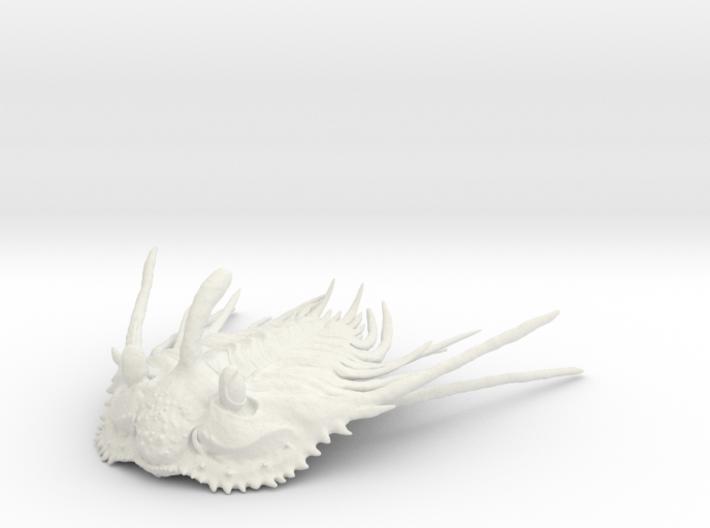 Trilobite - Kettneraspis prescheri (no stand) 3d printed