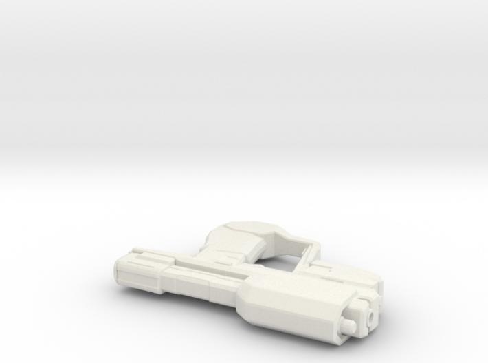 master chiefs pistol 3d printed