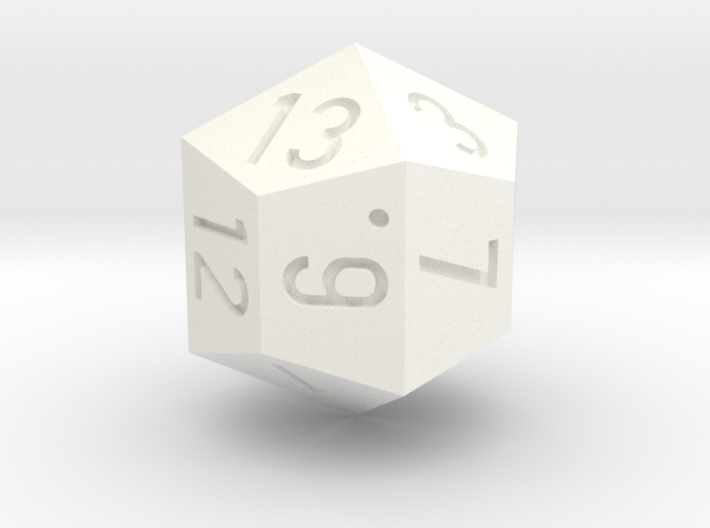 d16 (4-Fold) 3d printed