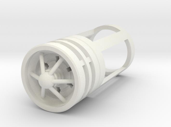 Blade Plug - Deathstar 3d printed