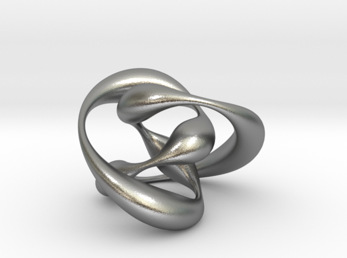 Knot 01 3d printed