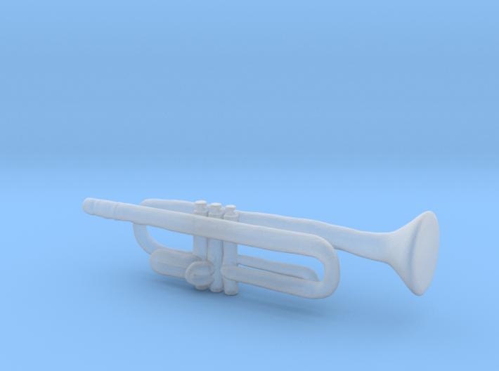 Printle Thing Trumpet - 1/24 3d printed
