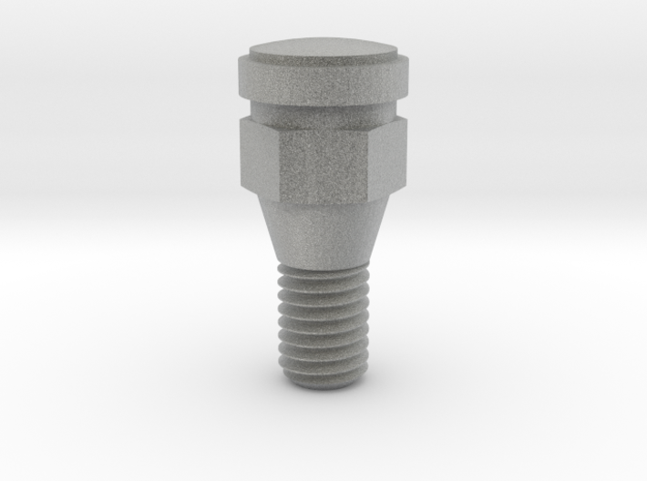 TRICO WASHER NOZZLE 3d printed