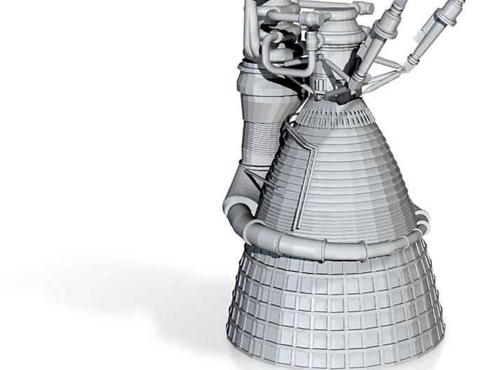Saturn V F-1 Engine 1:32 scale 3d printed