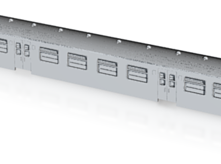 Plan-E, 1e klas 3d printed