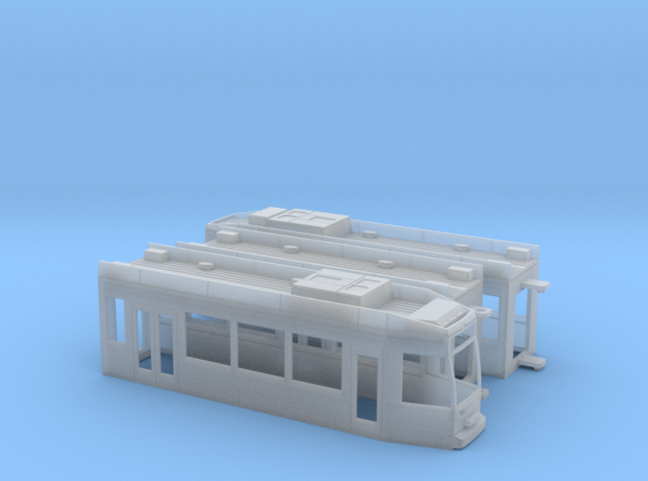 Rostock 6NGTWDE 3d printed