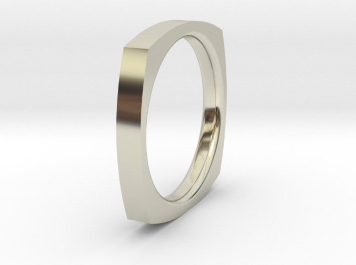 Zen Ring Size 10.5 3d printed