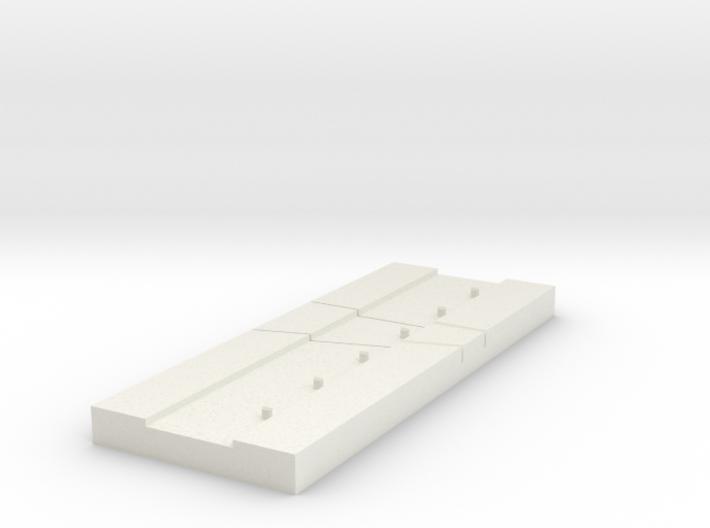 16mm Splicing Block 3d printed