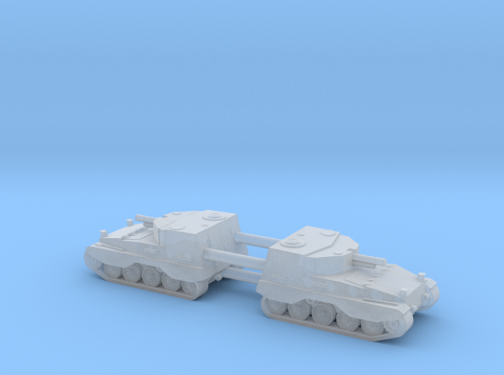 1/285 FV304 2-Pack 3d printed