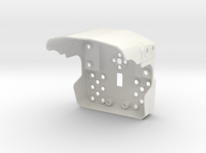Darwin Mini Body 3d printed