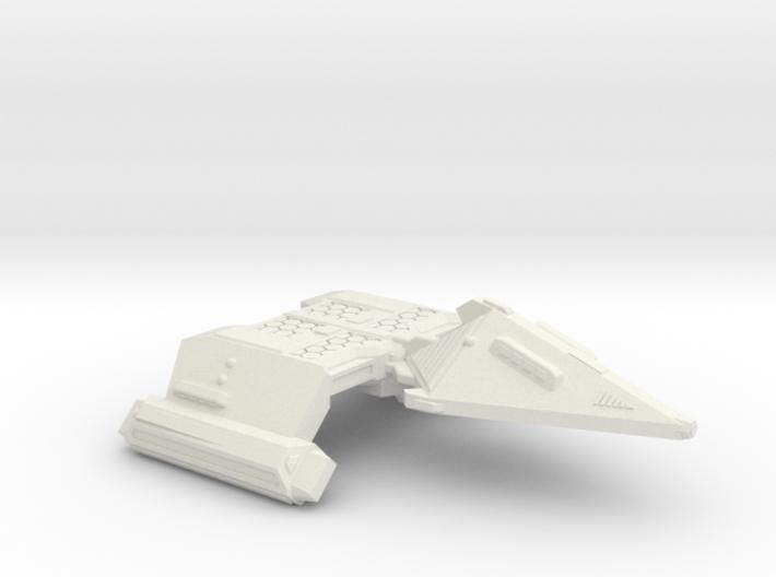 3788 Scale Neo-Tholian X-Ship Heavy Cruiser (NCX) 3d printed