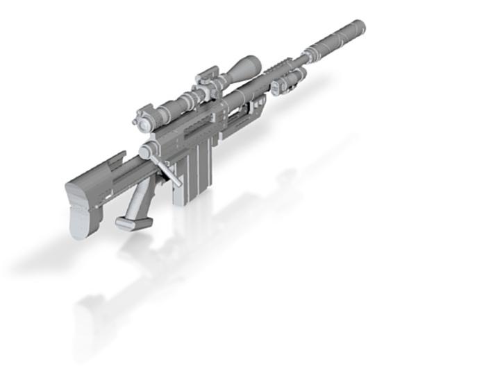 Big Shoota Mrk2 Socom FUD'd 3d printed