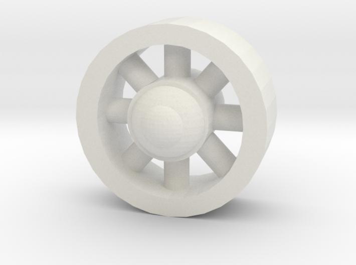 koleso 3d printed