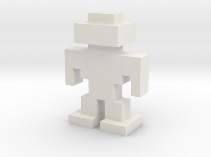 Robotron G.R.U.N.T. Discrete 3d printed