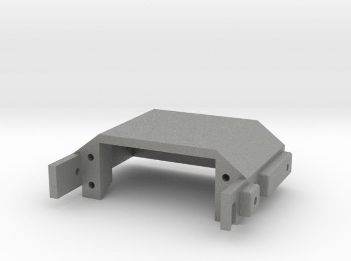 Flat Servo Relocation mount- Enduro Gatekeeper 3d printed