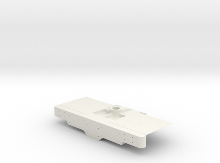 """3/4"""" Scale USRA Front Frame Piece 3d printed"""