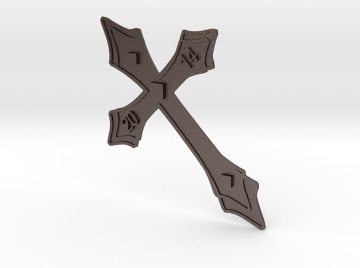 Holy Cross 2014 3d printed