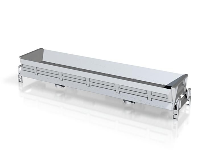 Difco Dump Car - Z scale 3d printed