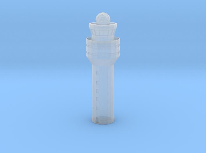 Generic Round ATC Tower 1/1000 3d printed