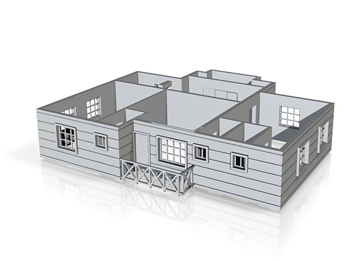 first floor plan _150 3d printed