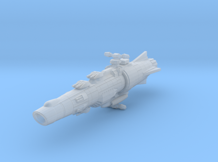 EDSF Second Generation Cruiser Mk2 3d printed