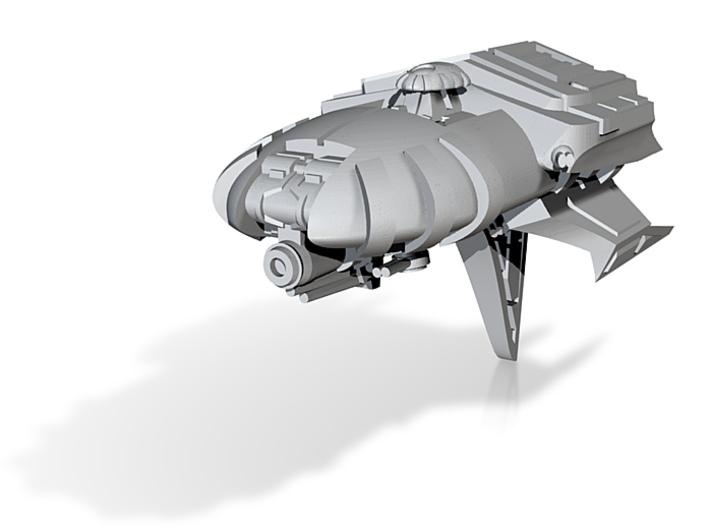 Haltiri Cruiser 3d printed