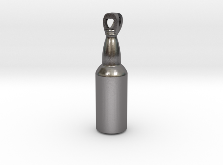 Beer Bottle 3d printed