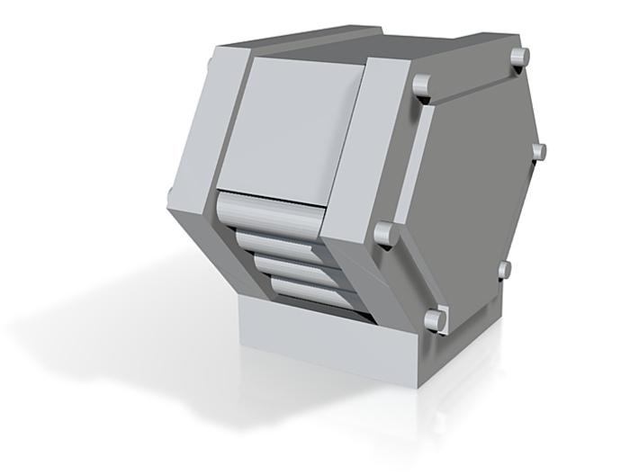 Box Mag 3d printed