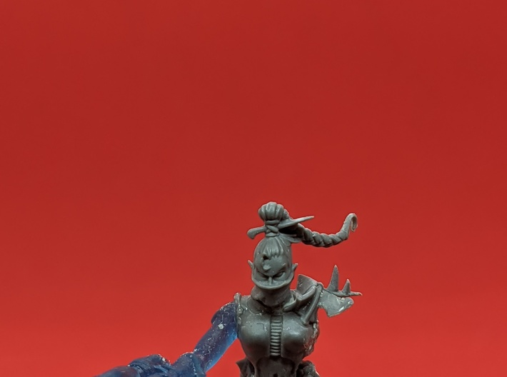 Harlequin Space Elf - Embrace With RH Arm x5 3d printed