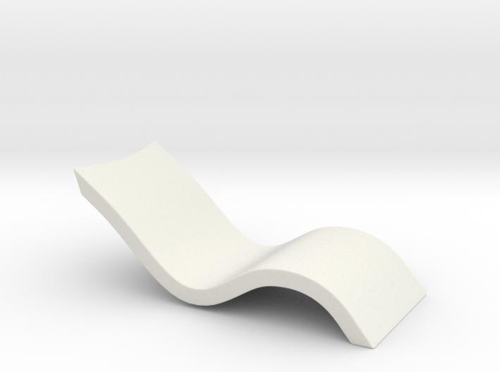 Miniature Sunbed 3d printed