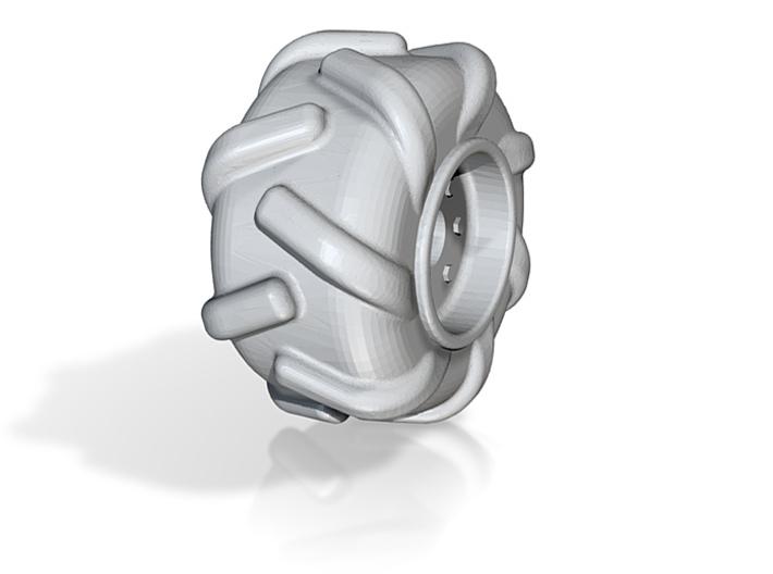 9.5mm wheel 3d printed