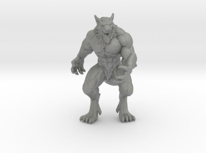 Alpha Werewolf miniature model fantasy games dnd 3d printed