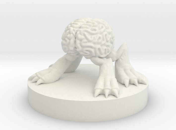 Intellect Devourer  3d printed