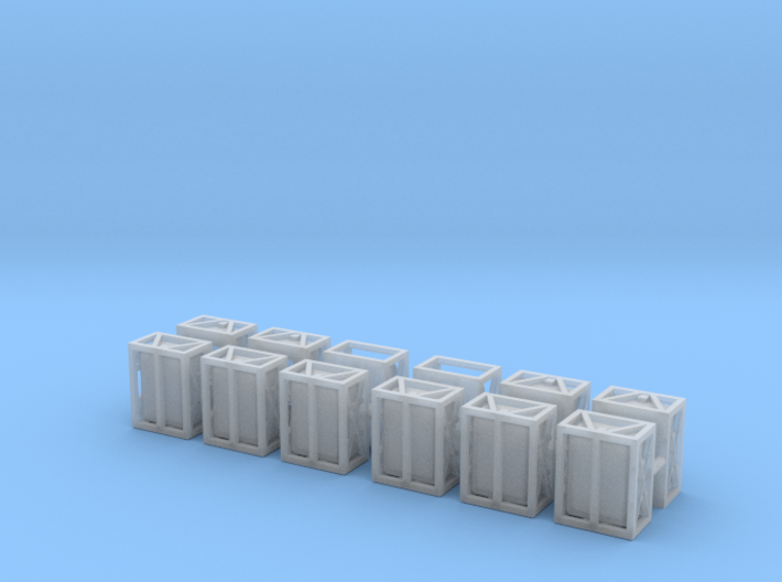 US SIXCON Fuel Container 1/220 3d printed