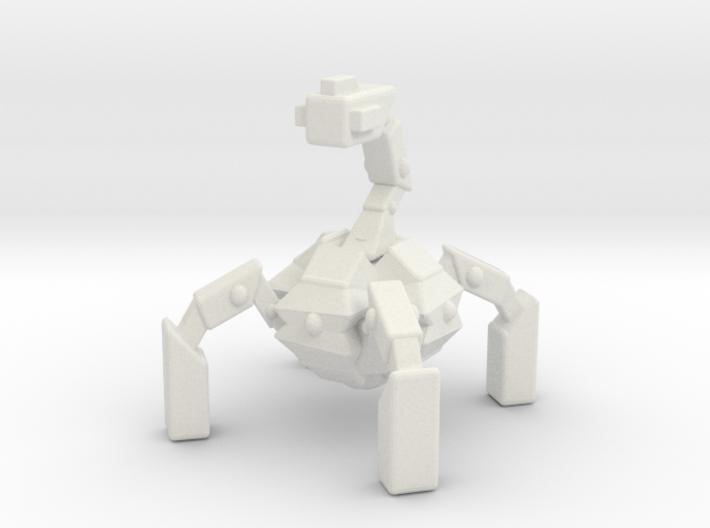 Spider-Mech Robot 3d printed