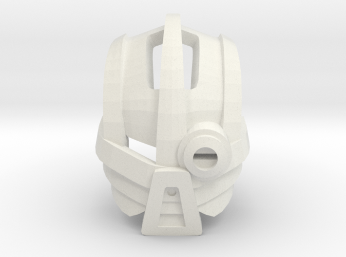 Great Kakatu, Mask of Projection (scoped) 3d printed