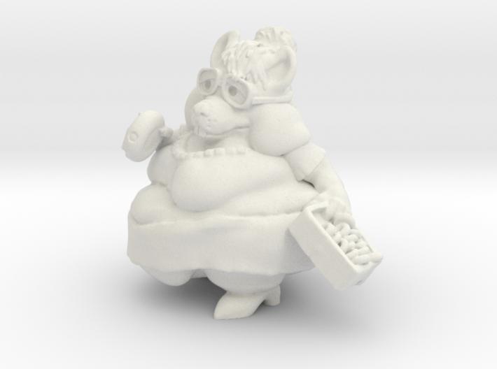Mousy Secretary Mini 3d printed