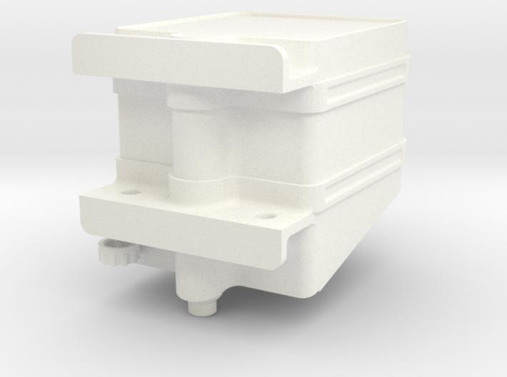 Lama Hydraulic Oil Tank 3d printed